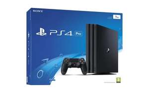 Sony PlayStation 4 Pro 1TB (Used) from £250.03 @ Amazon Warehouse