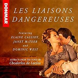 Les Liaisons Dangereuses @ audible free with Dominic West and Una Stubbs