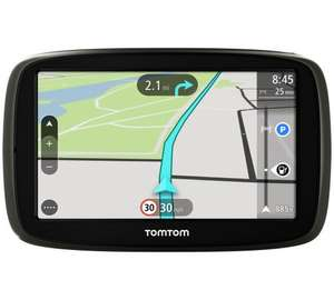 TomTom Start 50 5 Inch Full Europe Lifetime Map Updates  £69.99  Argos