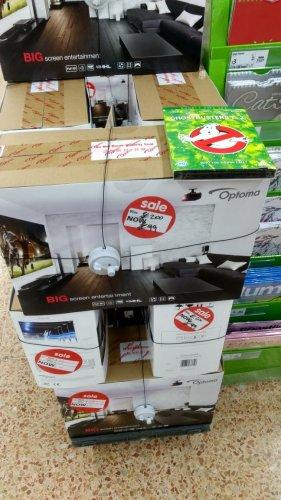 instore Asda longwell green - Optoma Projector - £99