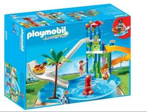 Playmobil 6669 Water Park with Slides £24.99 @ Argos