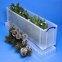 Really Useful Box 77 Litre Christmas Tree Box £17 Instore @ Hobbycraft