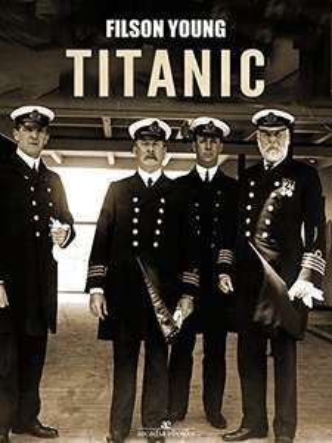 Titanic Kindle Edition  - Free Download @ Amazon