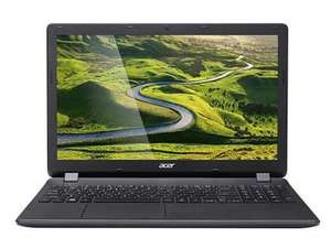 "Acer ES15, 15.6"" Laptop with Intel Pentium, 4GB RAM, 1TB HDD & DVDRW £199 @ Tesco (Free C&C)"