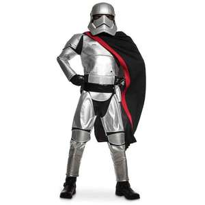 Captain Phasma Costume Star Wars £4 + postage @ Disneystore