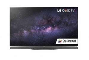LG 55E6 OLED TV With 6 Year Guarantee at Richer Sounds for £2499
