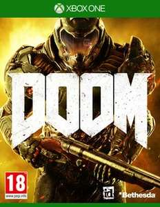 Doom PS4/XO £12.99 (£11.69 with code) pre-owned @ Game