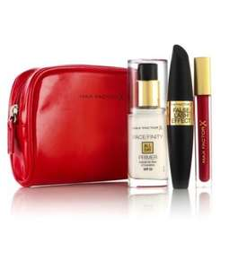 Free Max Factor Set @ Boots wys £15 from large Max Factor selection