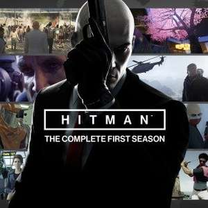 HITMAN™ - The Complete First Season (PS4) £24.99 @ PSN Store