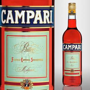 Asda. Campari 70cl £13