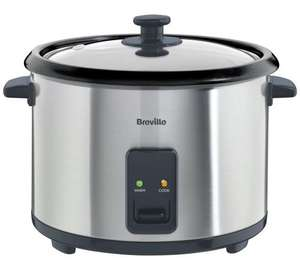 Breville 1.8 L Rice Cooker £17.99 at Argos