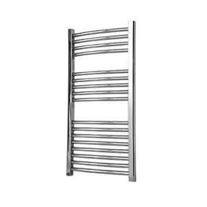 FLOMASTA CURVED CURVED TOWEL RADIATOR CHROME 900 X 450MM £24.99 @ Screwfix 52% Off