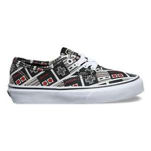 Black Friday offer - 30% off at Vans -  includes Nintendo Vans / Socks / Shirts etc *Now with FREE Delivery*