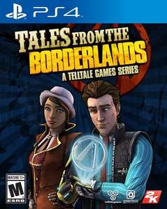 [PS4/Xbox One] Tales from the Borderlands - £7.85 - Shopto