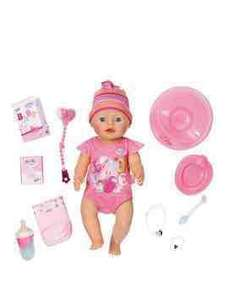 Baby Born Interactive doll £29.99 down from £44.99 Very
