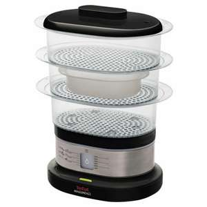 Tefal Mini Compact Steamer - Black £20 @ Tesco