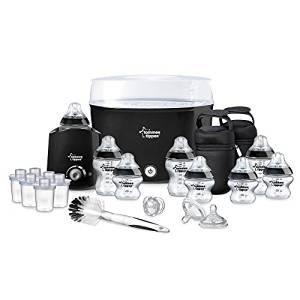 Tommee Tippee Closer to Nature steriliser full kit red black white £44.99 @ Amazon
