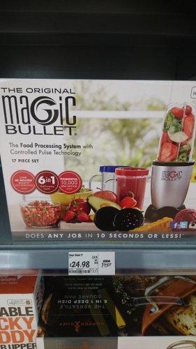 The original Magic Bullet - £24.98 instore @ ASDA