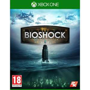 [Xbox One] Bioshock: The Collection-£24.99 (Free Delivery/C&C) (Smyths)