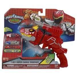 Power Rangers Dino Super Charge T-Rex Super Charge Morpher at Tesco Direct for £18.99