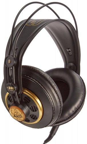 AKG K240 Studio Professional Headphones £41.99 @ Amazon (Lightning deal)
