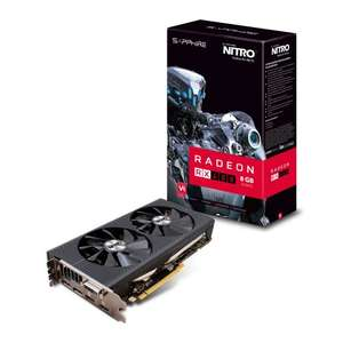 Sapphire Nitro+ 8GB RX 480 £209.99 (w/ Free Civ 6) @ Scan