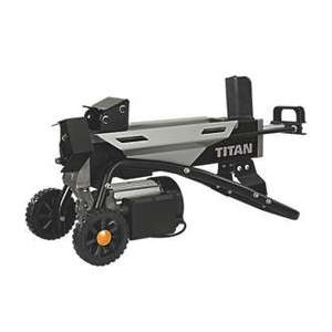 Titan TTB685LSP 37cm Log Splitter 1.1kW £99.99 @ screwfix.com