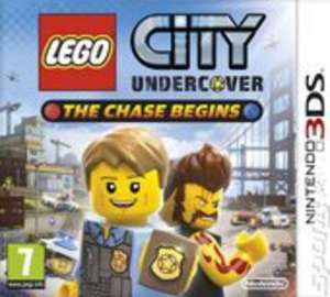 Lego City Undercover: The Chase Begins (2DS / 3DS / New 3DS) (Used) - £8.31 @ Music Magpie (Use code 'BF20')