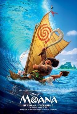 Disney Moana 26/11/2016 Showfilm First