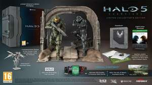 Halo v limited collectors edition (back in stock) - £30 @ GAME