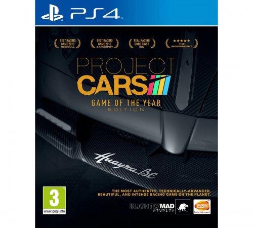 Project Cars GOTY PS4 & XB1 £17.99 @ Argos