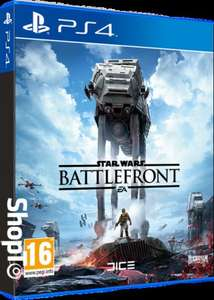 Star Wars Battlefront (PS4) £9.86 Delivered @ Shopto