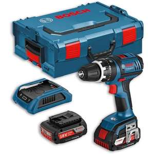 Bosch GSB 18 V-LI Combi Drill 18V (2.0Ah) £99.96 @ Axminster