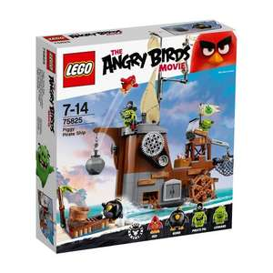 Lego Angry Birds Piggy Pirate Ship , was £60.00 £30 @ Jarrold