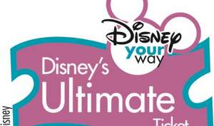 WDW - Disney Tickets -  14 Day Ultimate 2017 & Mem Maker - £288 ad / £273ch @ Florida Escapes