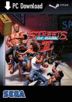 various sega games including streets of rage,wonder boy & phantasy Star II & III & IV, shinobi (PC) £1.99 each @ game via digital download