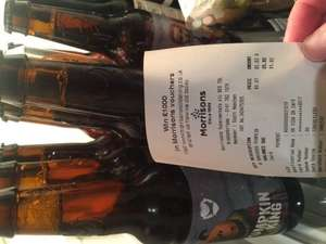 BrewDog Pumpkin King - 97p a bottle @ Morrisons!