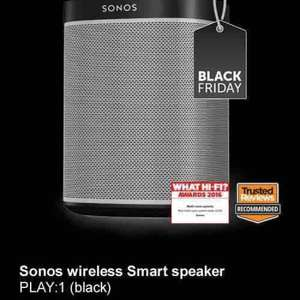 SONOS Play:1 £139 PLUS 6 year guarantee @ RicherSounds INSTORE / Online