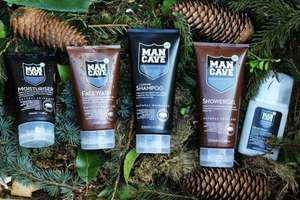 50% off Mancave men's grooming products on Amazon UK. Free delivery above £20.
