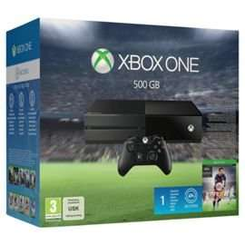 Xbox One 500GB FIFA 16 Bundle at Tesco Direct for £179.99