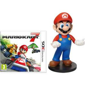Mario Kart 7 & Super Mario 3DS Console Holder - £39.99 Delivered from Nintendo UK Store - NEW