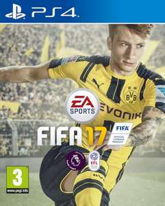 [Xbox One/PS4] FIFA 17 - £29.99 - Zavvi