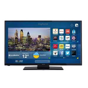 """(almost sold out) Digihome 40273SFVPT2FHD 40"""" Full HD Smart LED TV wifi Freeview at CoOp Ebay for £169.99"""