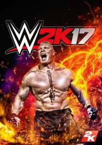 WWE 2K17 £27.99 for PS4 at Sainsbury's