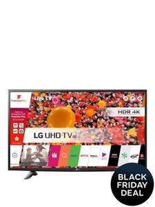 LG49UH603V 49 Inch Ultra HD 4K, HDR Pro, Smart TV -from Very £419.99