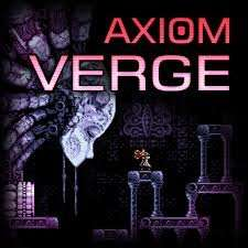 Axiom Verge £7.49 @ Steam
