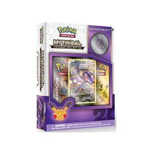 pokemon  mythical collection 8.95 at chaos cards