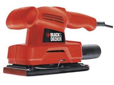 BLACK+DECKER 135W 1/3 Sheet Sander KA300 for £12.50 at Tesco Direct (Free C+C)