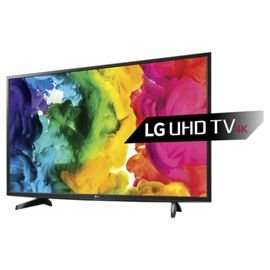 LG 49UH610v Smart 4K Ultra HD 49 inch LED TV at Tesco Direct for £399