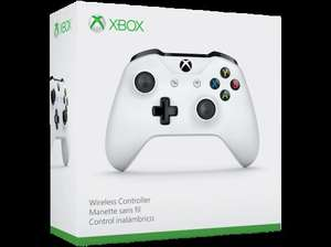 Xbox One Wireless Bluetooth Controller (Crete White) - £29.95 - Coolshop